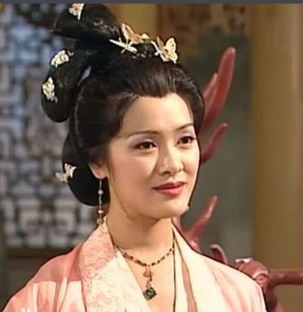 杨思明演的杨贵妃版