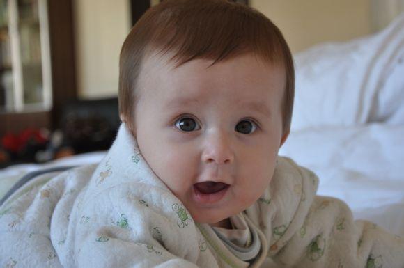 中加混血宝宝raphael图片