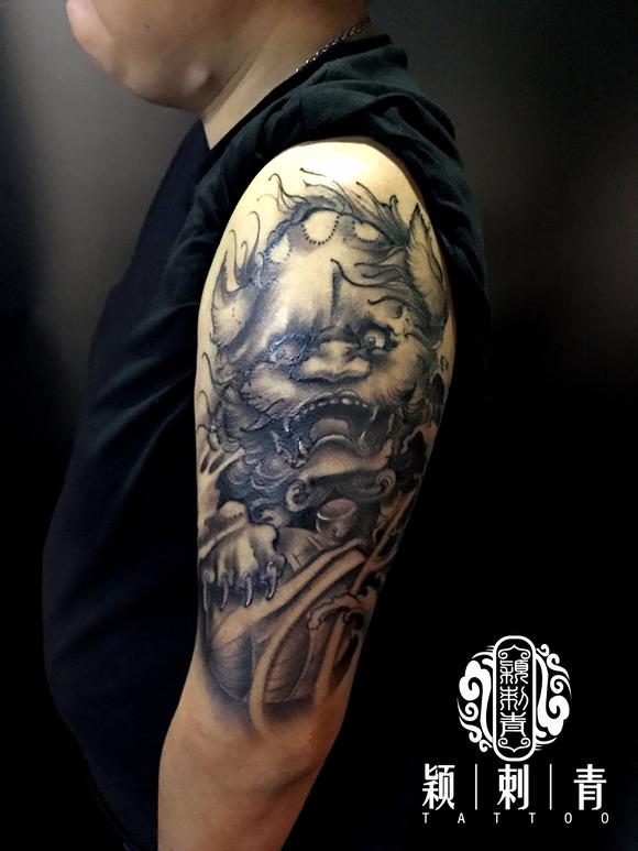 昆明「颖刺青」纹身交流贴,欢迎大家互相交流互相学习图片