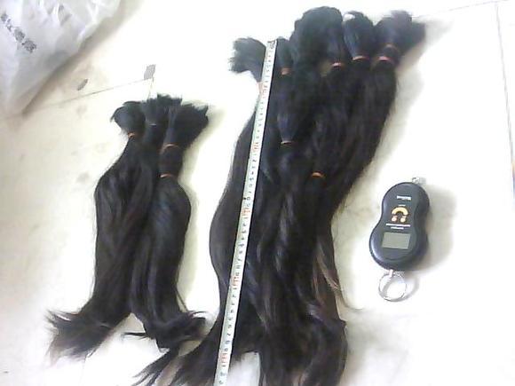 5米长头发被发廊学徒剪图片