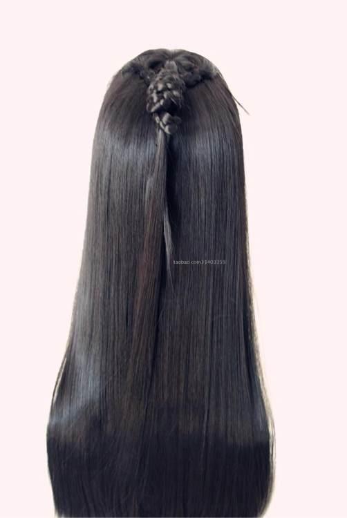 古风男式发型图片