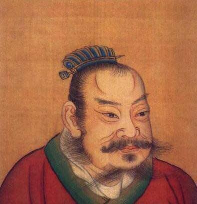 西楚霸王 项羽图片