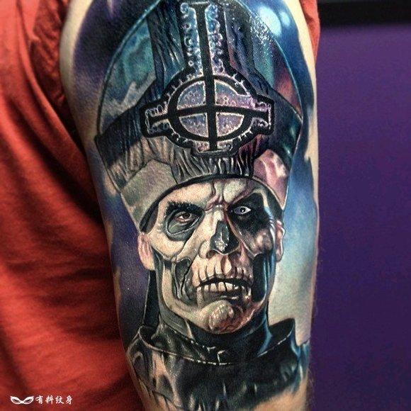 有料纹身—大师作品图片