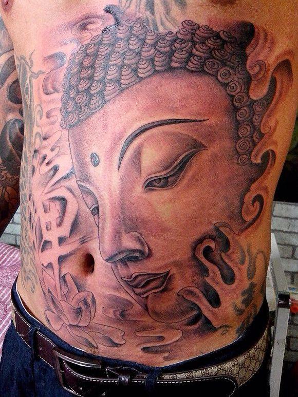 张国荣名字纹身图案分享展示图片