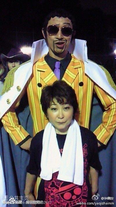 盘点海贼王神级cosplay 高清图片
