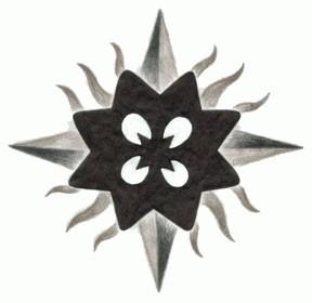 纹身图案-星星手稿!图片