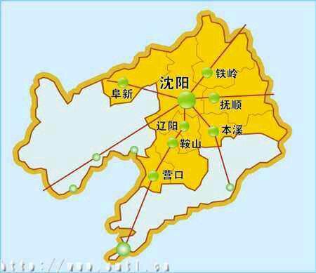 沈阳经济区是东北亚地区仅次于东京都市圈的第二大城市群图片