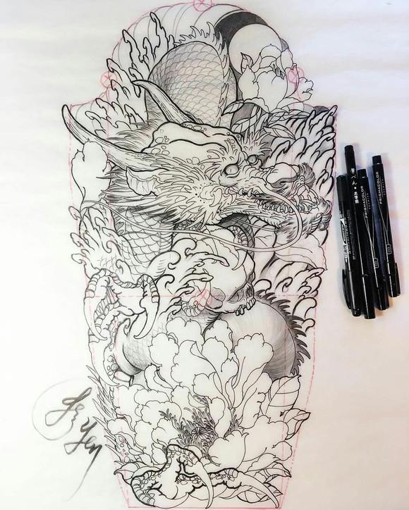 【图片】间习小作——【纹身吧】_百度贴吧图片