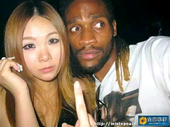 请关注广州黑人 问题 我们是中华民族图片