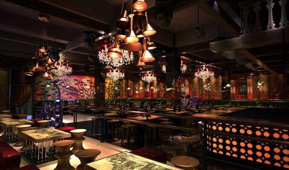 深圳盐田区创意港要开一家苏荷酒吧!正在装修中,期待图片