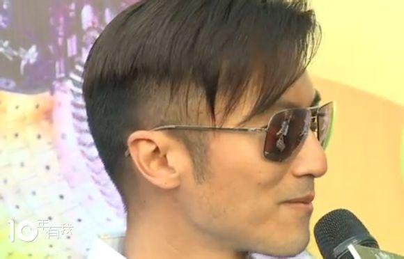 谢霆锋发型图片三七分享展示图片