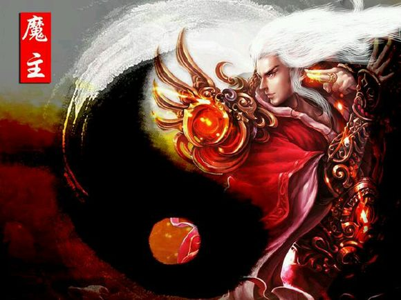 为《神墓》前传《不死不灭》中大魔天王之转世,战天最强四 魂之一.