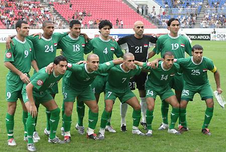 中国足球队vs马里队_美索不达米亚雄狮——伊拉克国家队【亚洲足球吧】
