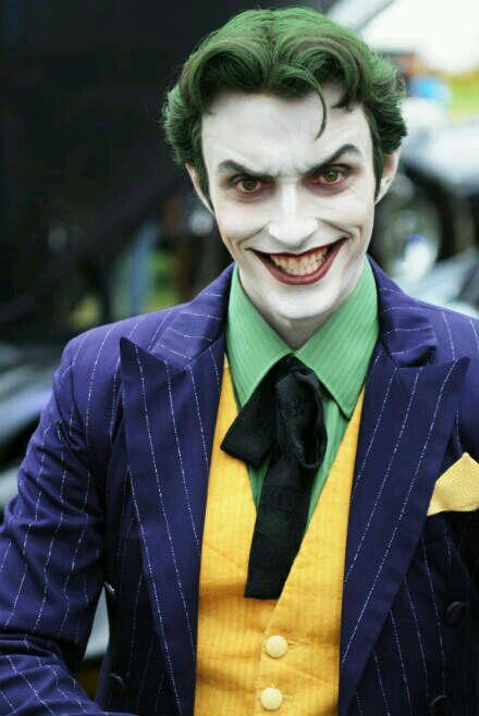 小丑coser大神级别人物图片