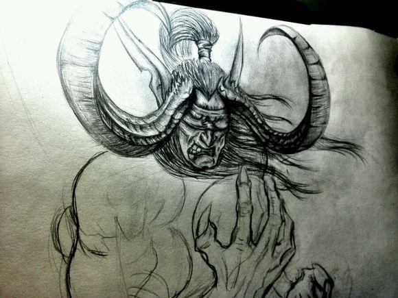 素描之男神脸部铅笔画解构,你最喜欢哪个角度