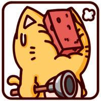 皮揣子猫头像 头像吧_qq头像图片