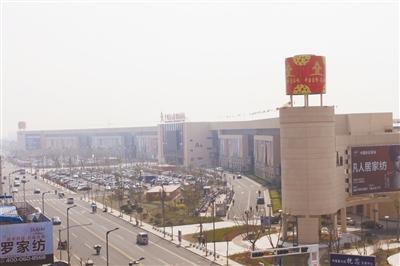 春天到家纺之都来看你——中国叠石桥国际家纺城掠影图片