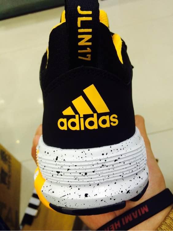 林书豪球鞋图片展示图片