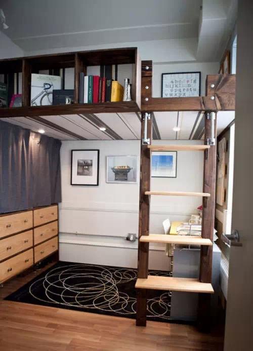 6平米小卧室到底要如何装修图片