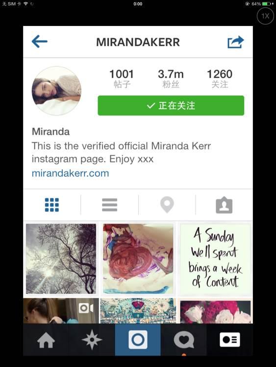 回复:扒开那些跳脱在instagram上的英美明星账号图片