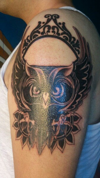 欧美般洛纹身手稿_古怪欧美纹身手稿_欧美半背纹身图片图片
