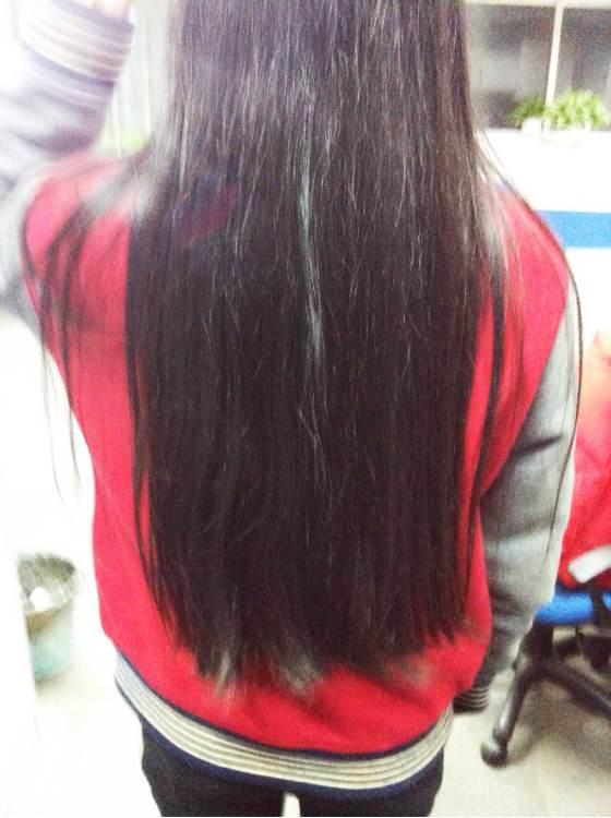 最长的头发有多长分享展示图片