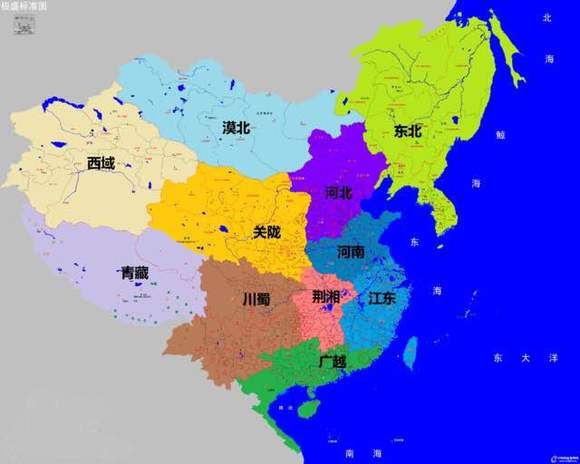 大中华要恢复清朝实体,但东北那里有些太北的烂地不要,海参崴一定北京鲜贝恋版图店图片