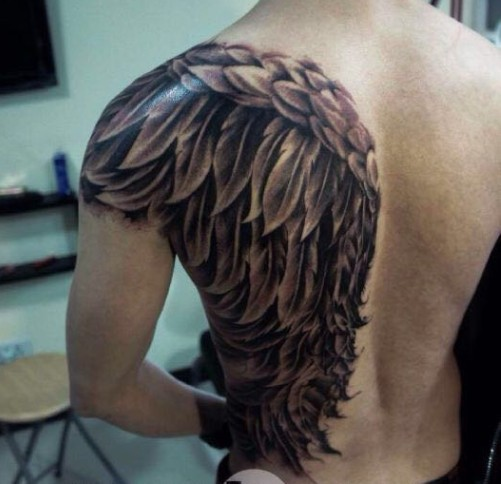 超级赛亚人纹身,谢邂图片图片