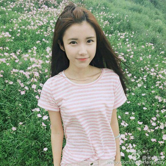 【米小仙女】个人觉得最漂亮的是这张了
