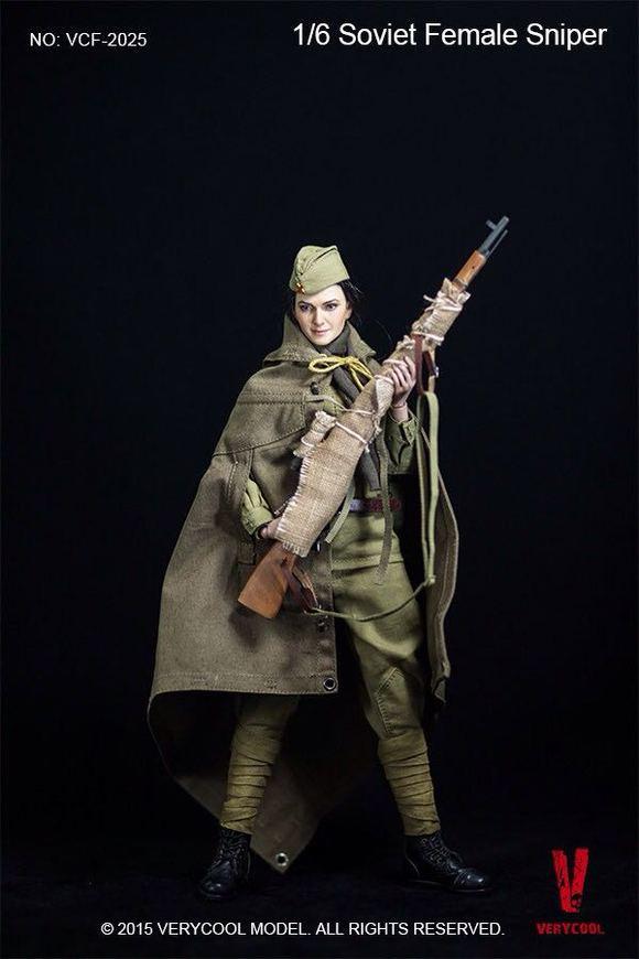 感觉vc苏军女战士不错啊 头雕好看图片