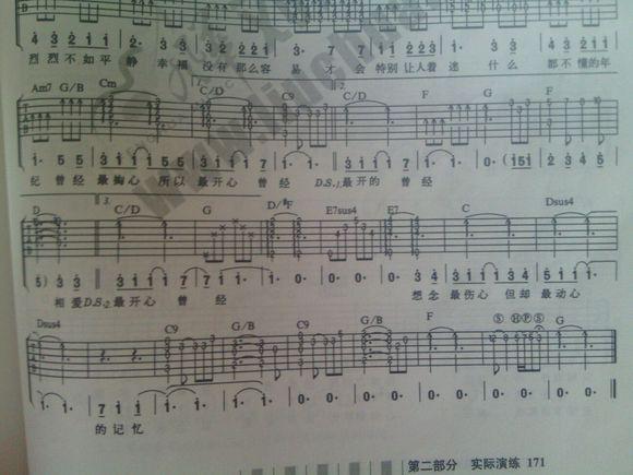电子琴谱生日快乐和弦图片