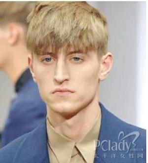 男生刘海发型图片_蒙城美容美发吧吧图片