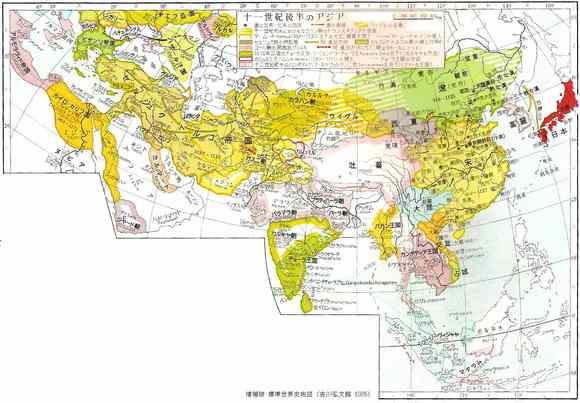 北宋行政区域图,大家看看这张地图是否符合真实情况图片