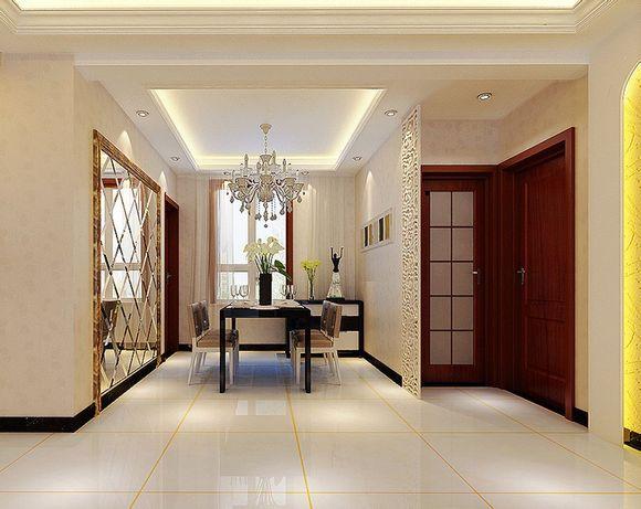 三室两厅户型怎么设计 室内装修效果图欣赏