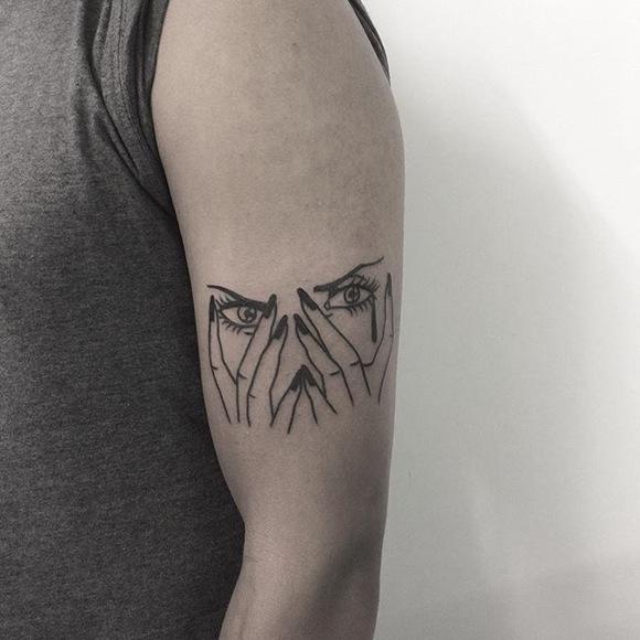【tattoo】网红纹身2016趋势图片