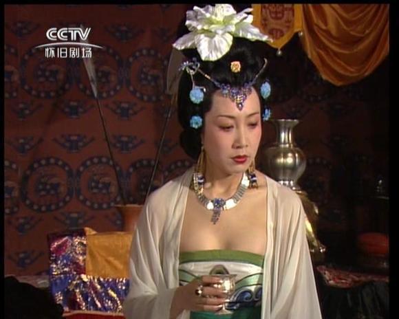 煌煌大唐——八一八电视剧《唐明皇》的场景,服装,舞蹈图片