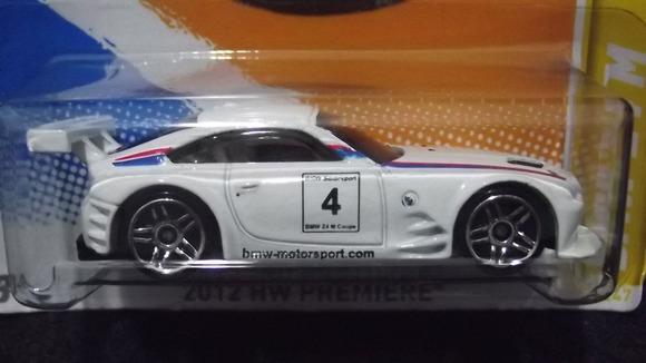 e85的赛车版z4 gtr,活跃于世界各地赛场高清图片