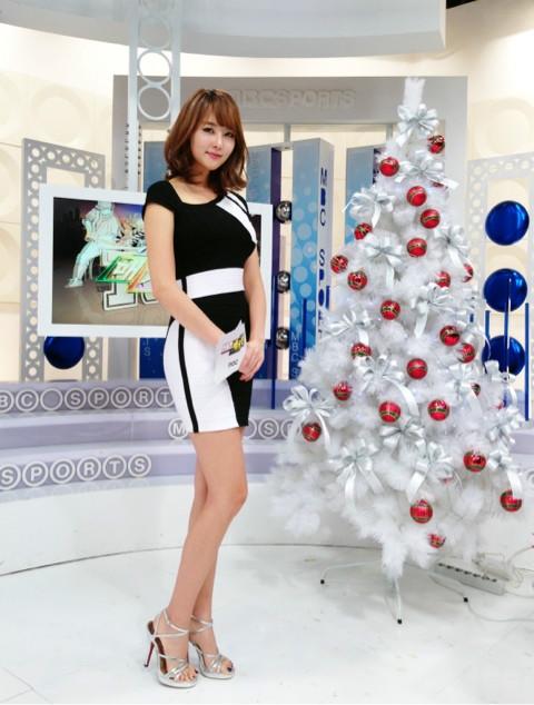 韩国女团掀裙子