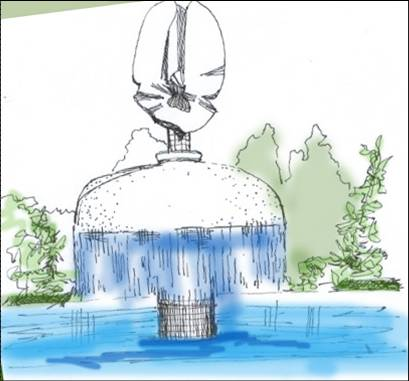 景观水体营造:水的表现形式-郑州碧泉水处理设备有限公司图片