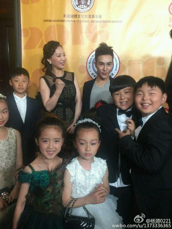 杨潞博客_【图片】【潞之家】潞姐在微博更新的照片【杨潞吧】