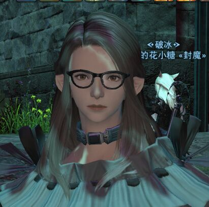 ff14精灵女发型图片
