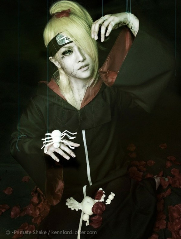 kenn王爷cosplay图高清图片