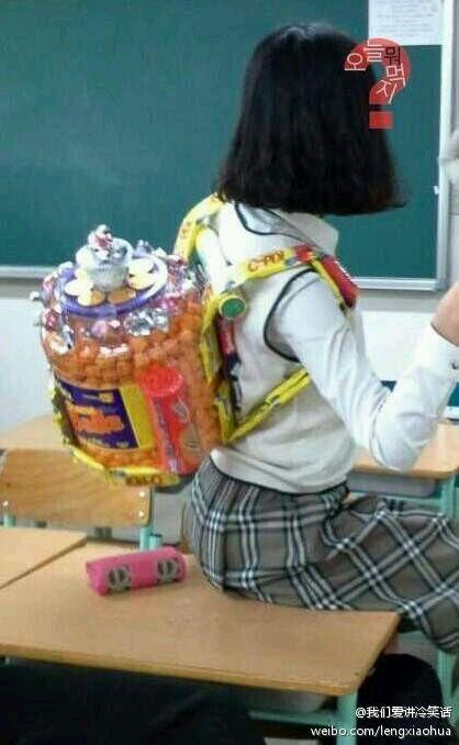 零食背包.图片