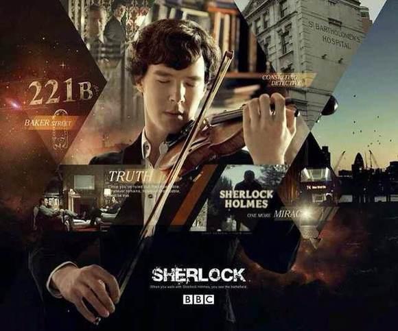 求高清新福尔摩斯(bbc神探夏洛克)第一季和第二季,要带中英字幕的 447