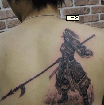 梦见自己纹身纹了个猪八戒分享展示图片