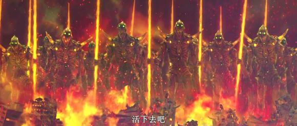 巨神兵入侵东京