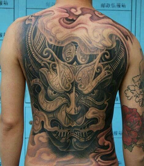 吧里有多少纹身的图片