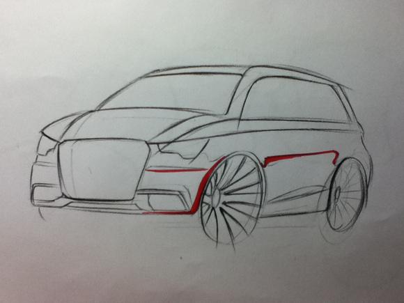 车的简单画法-汽车的画法_车的简单素描图片_画小汽车的简单画法_儿童图片