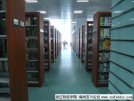 浙江大学内景_浙江大学图书馆内景分享展示
