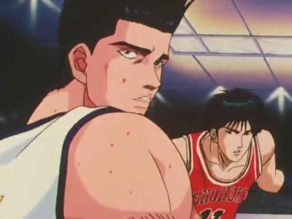 怎样弄出《灌篮高手》中仙道彰的发型来?图片
